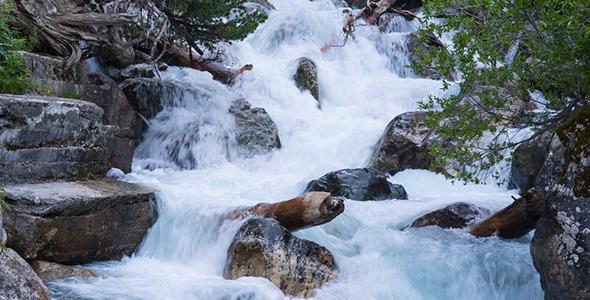 VideoHive Mountain River 11 12294230