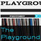The Playground Tumblr Theme - ThemeForest Item for Sale