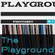 The Playground Tumblr Theme  Free Download