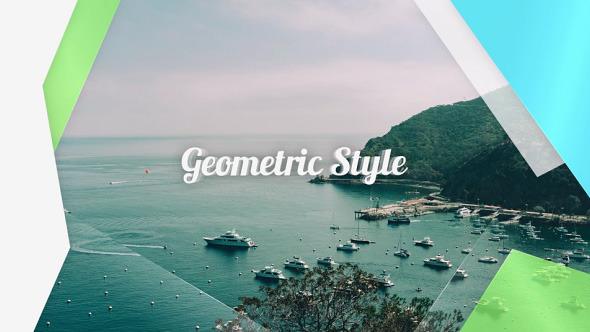 VideoHive Geometric Slides 12297840