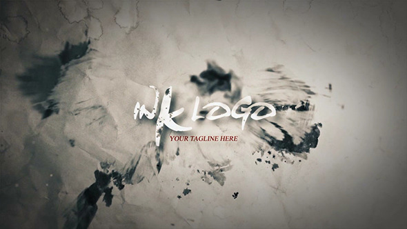 VideoHive Ink Logo 12297882