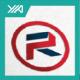 Real Estate - Property - R Logo