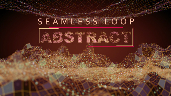 VideoHive Tempest Abstract Background 12307978