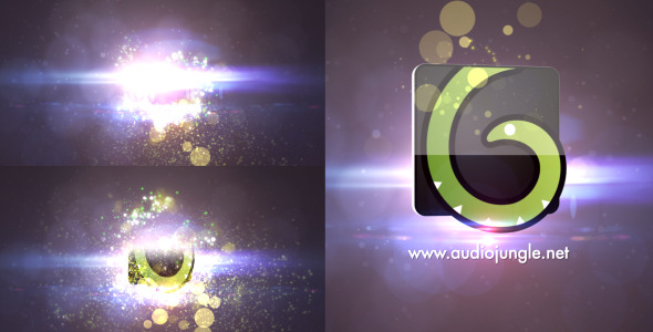 VideoHive Particles Quick Logo 12309716