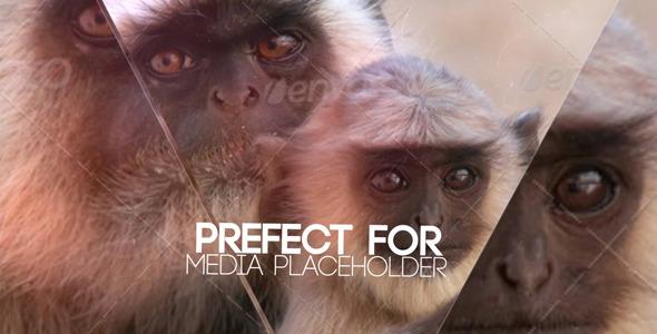 VideoHive Media Reveal Slideshow 12311343