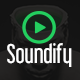 Soundify - Mobile Music App Design