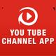 Youtube Channel App