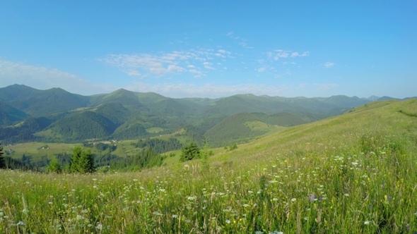 VideoHive Mountain Landscape 12313782