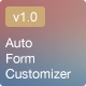 Auto Form Customizer