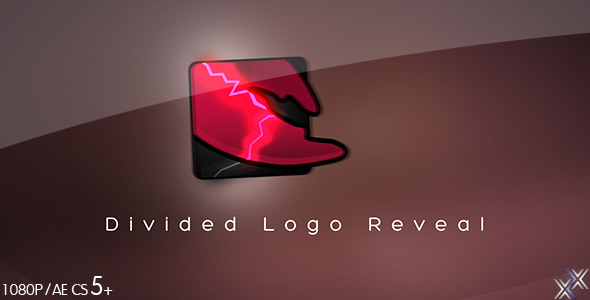 VideoHive Divided Logo Reveal 12316021