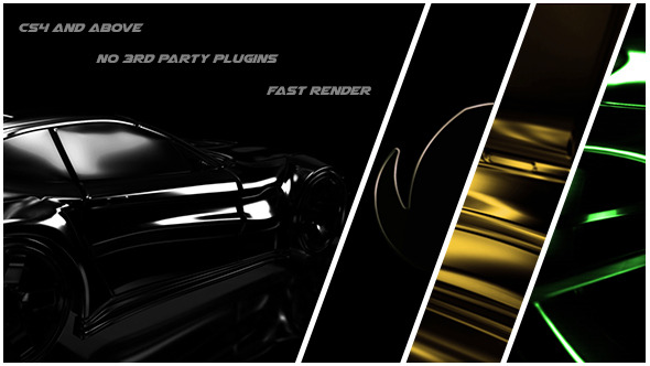 VideoHive Dark Auto Reveal 12238583