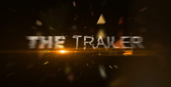 VideoHive Trailer Titles 12245797