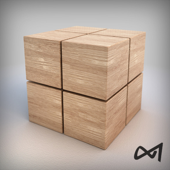 3DOcean Wood Material 01 Vray Shader 6k Pixel Texture 12317939