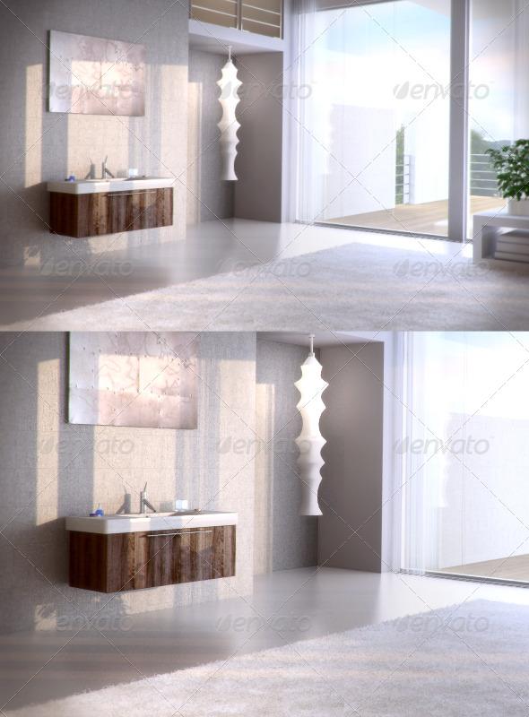 3DOcean Duravit Vero sink 90035