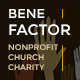 Benefactor Nonprofit Multipurpose WordPress Theme (Charity) Download