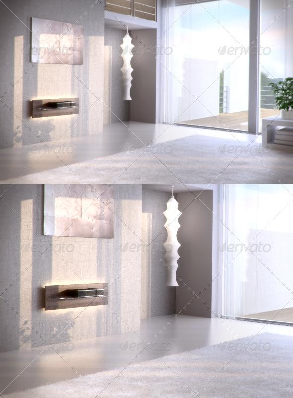 3DOcean Tonin Casa Shelf 6032 89728
