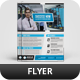 A4 Corporate Flyer Template Vol 58