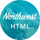 NorthWest - A Simple Blog HTML Template