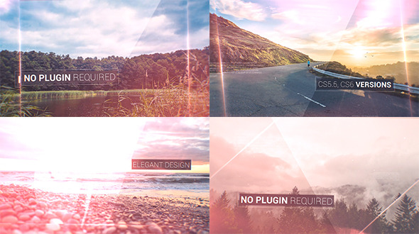 VideoHive Cinematic Slideshow 12252416