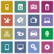 20 technical icons