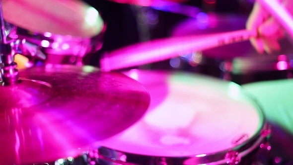 VideoHive The Band Plays Live 12326060