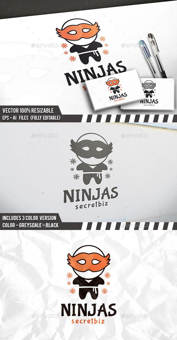 Ninja Party Logo