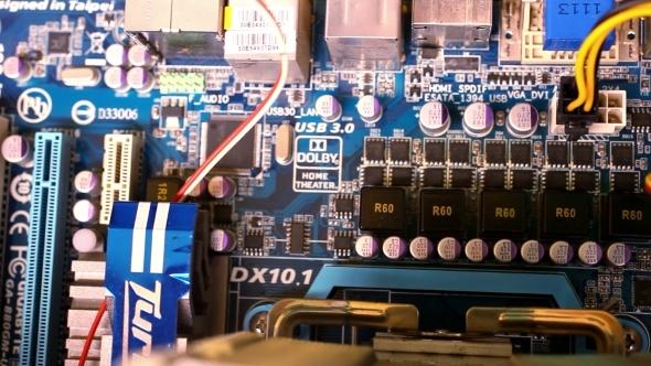 VideoHive Computer Main Board 12335998