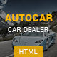 Autocar - Car Dealer Template