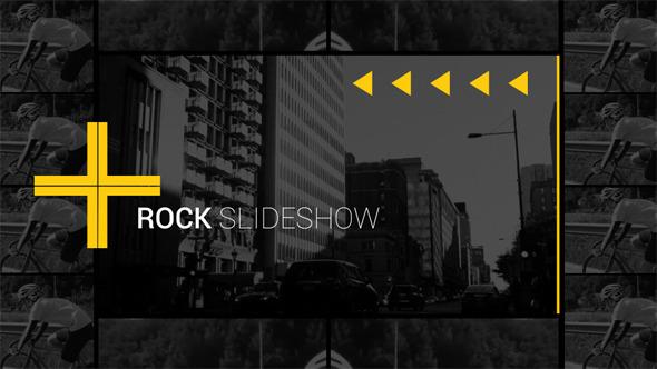 VideoHive Rock Slideshow 12337033