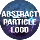 Abstract Particle Logo