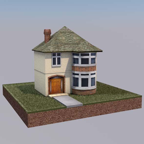 3DOcean House 12341585