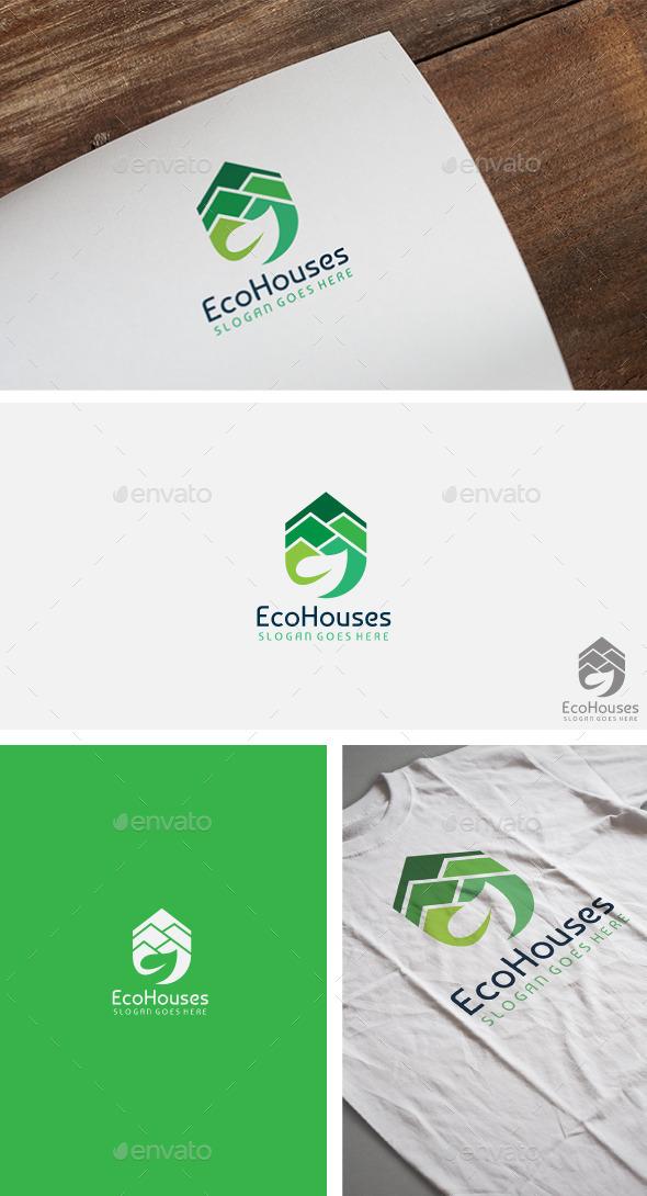 Eco Real Estate Logo