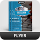 A4 Corporate Flyer Template Vol 59