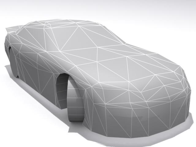 Nascar - Base - 3DOcean Item for Sale