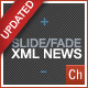 XML News - Slide/Fade - ActiveDen Item for Sale
