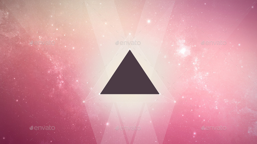 Hipster Galaxy Triangle Backgrounds by mesmeriseme_art ...
