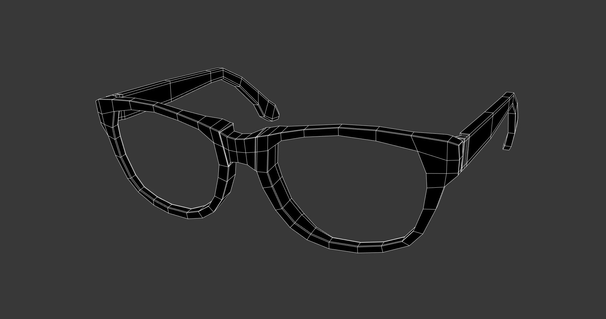 Eyeglass Frames On Models : Glasses 3D model by MikeVRPV 3DOcean