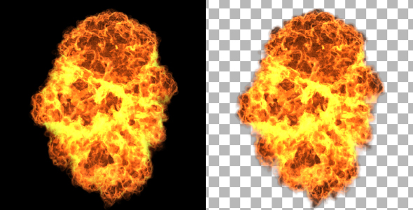 [VideoHive 150096] Big Explosion 3 | Motion Graphics