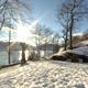 Snow HDRI Environment