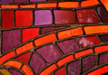 Stained glass window - detail - church - PhotoDune Item for Sale