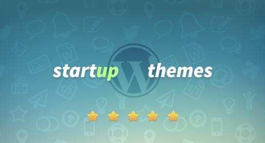 WordPress Startup Themes