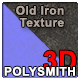 Old Iron Seamless Texture