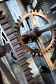Medieval  astronomical clock - interior - detail of cogwheel - PhotoDune Item for Sale