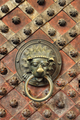 Detail of door - doorknocker - church - PhotoDune Item for Sale
