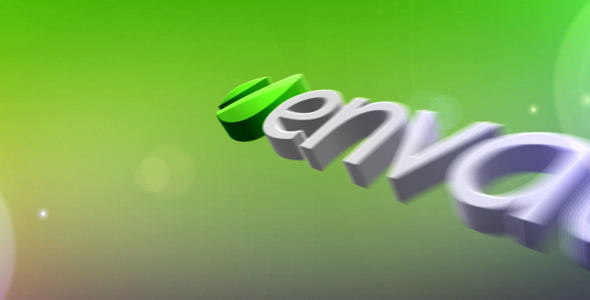 After Effects Project - VideoHive 3D Logo fly in 150226