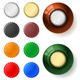 Multicolored  bottle cap - GraphicRiver Item for Sale