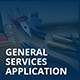 General Services Application - Android