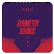 Minimal Flyer/Poster - Symmetry Sounds