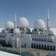 Massive Mosque in Abu Dhabi