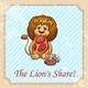 The Lion's Share Idiom